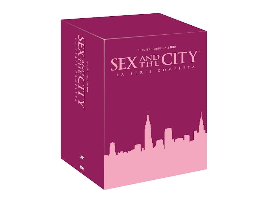 Sex And The City - serie completa (Box 17 Dvd)