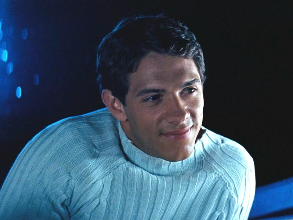 "Michael Rady in the first ""Sisterhood."" <p class=""copyright"">Warner Bros. Pictures</p>"