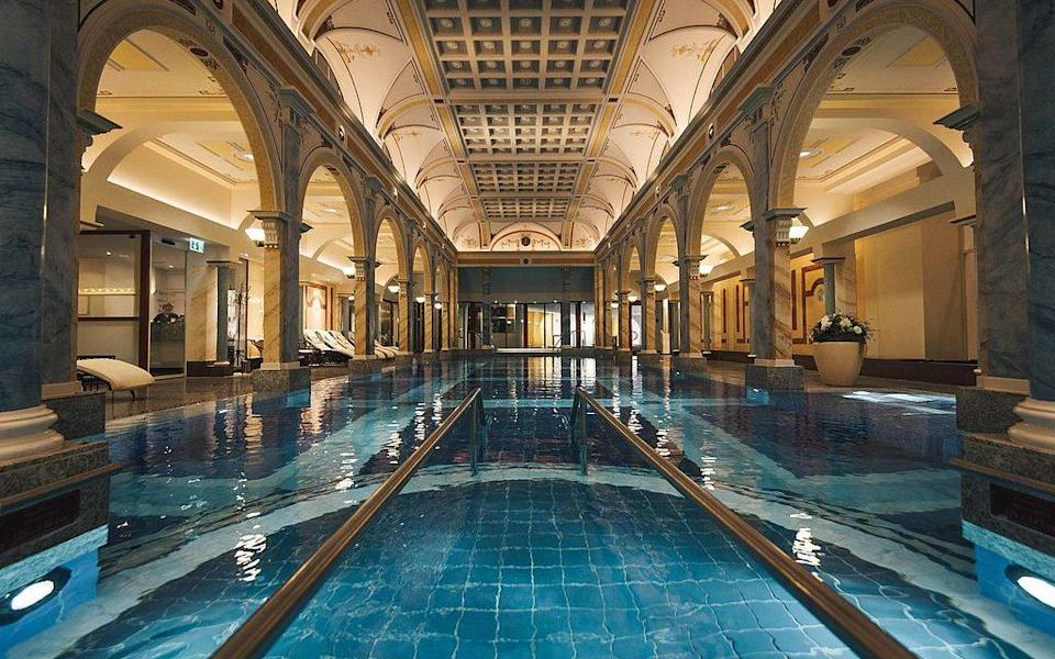 The Thermal Spa at Grand Resort Bad Ragaz