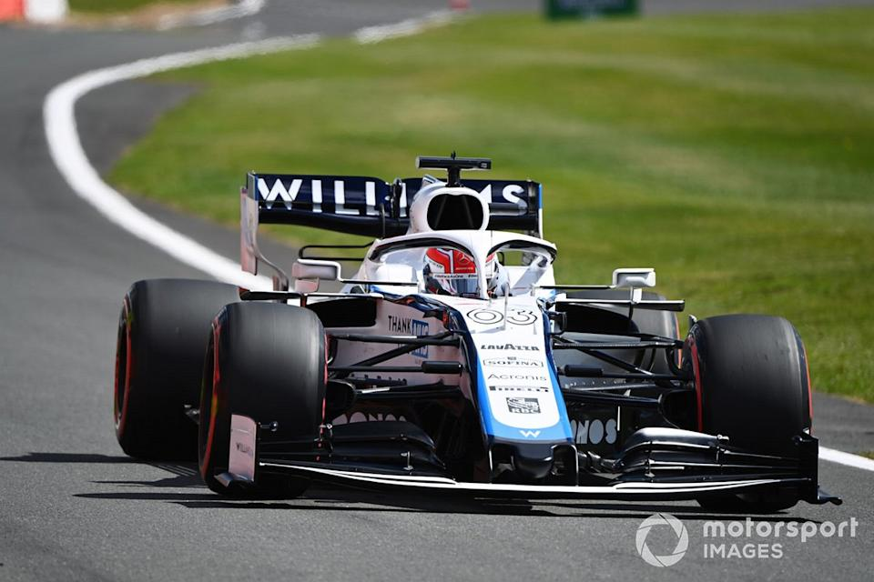 "P20 George Russell, Williams FW43 (PENALIZADO 5+)<span class=""copyright"">Charles Coates / Motorsport Images</span>"