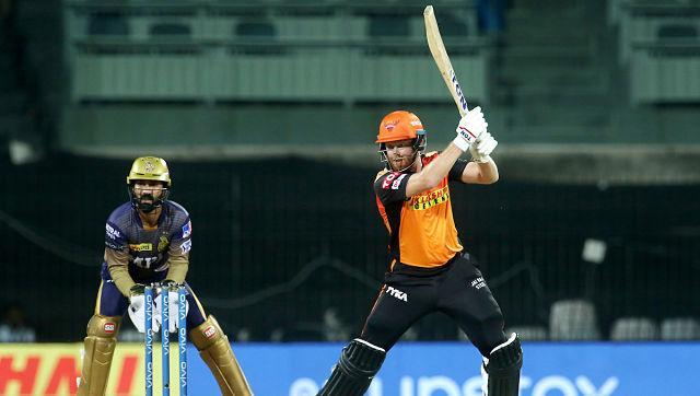 SRH lost both their openers qucikly but then Jonny Bairstow and Manish Pandey did their best to keep the chase going. Bairstow ended up making 55 off 40 balls. Sportzpics
