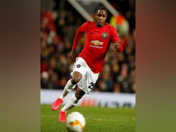Manchester United's Odion Ighalo (File photo)