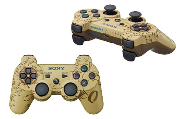 Limited edition 'Uncharted 3' PlayStation 3 controller