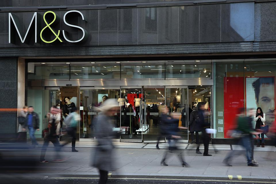 The retailer apologised over its colour description. (Getty Images)