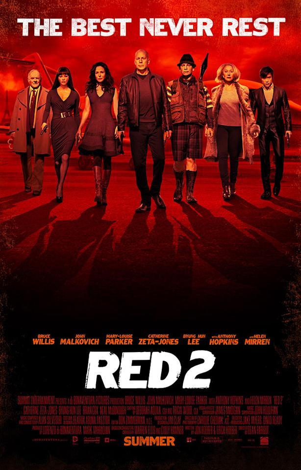 "Summit Entertainment's ""RED 2"" - 2013"
