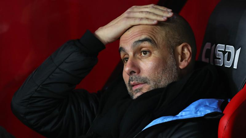 Man City banned from Champions League for two years and fined €30m