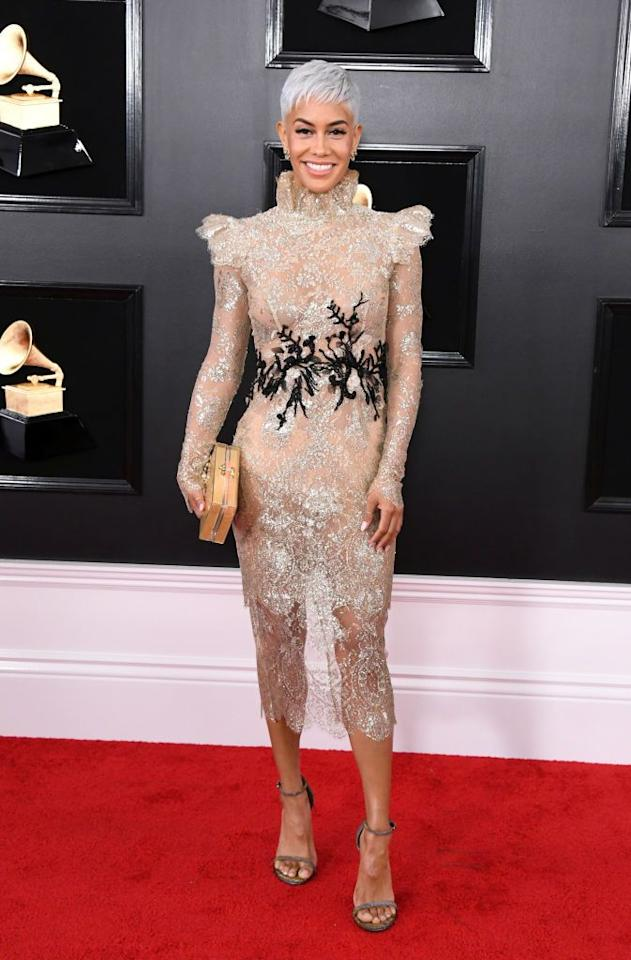 Grammys 2019 Tops and Flops from the red carpet real eye-catcher