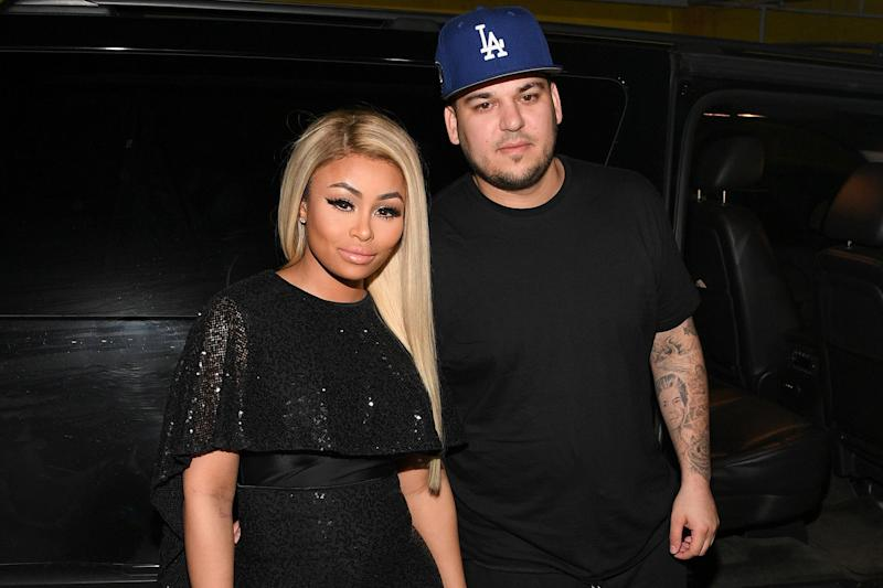 Rob Kardashian Returns to Twitter to Share Shot of Daughter Dream Amid Blac Chyna Legal Battle