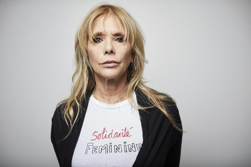 "Rosanna Arquette poses for a portrait Friday, Jan. 3, 2020, in New York. Arquette, one of Harvey Weinstein's accusers, has made plans to be there when Weinstein's sexual misconduct trial starts next week, to lend support to the women who have accused Weinstein of sexual assault and plan to testify against him. ""I feel very protective. I want this to be OK,"" Arquette said in an interview. ""I think either way, whatever happens, it's still going to be hard for the people that came forward, in terms of retaliation. He's all about that."" (Photo by Matt Licari/Invision/AP)"