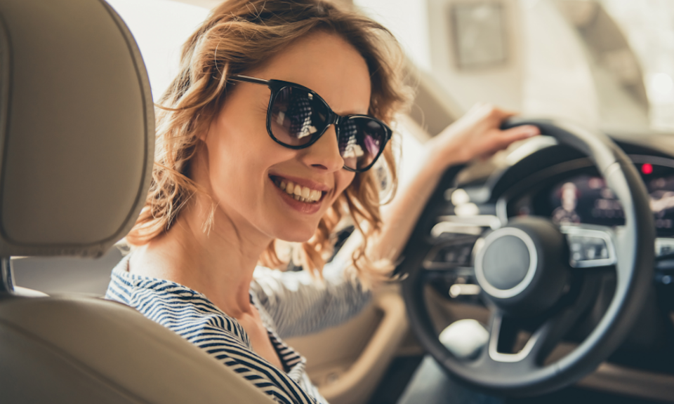 Cruising around is more fun when you're not surrounded by cookie crumbs. (Photo: Canva)