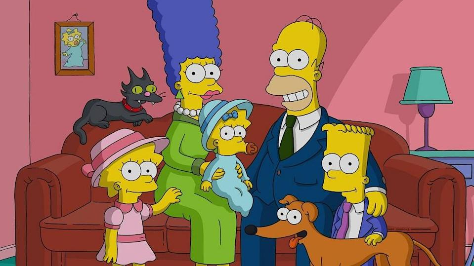 US animated sitcom 'The Simpsons' has been extended for two more seasons until 2023. -- Photo via Facebook/ The Simpsons