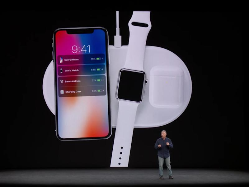 Phil Schiller AirPower