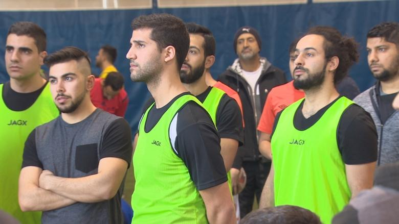 Soccer fans hit the field to raise awareness, funds for Yemen famine crisis