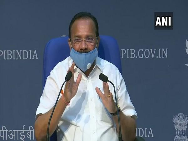 Union Minister for Chemicals and Fertilizers D.V Sadananda Gowda. (Photo/ANI)