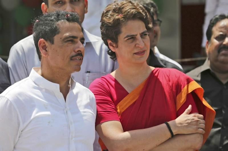 Priyanka Gandhi to Shift Out of Her Lutyens Bungalow by End of Month