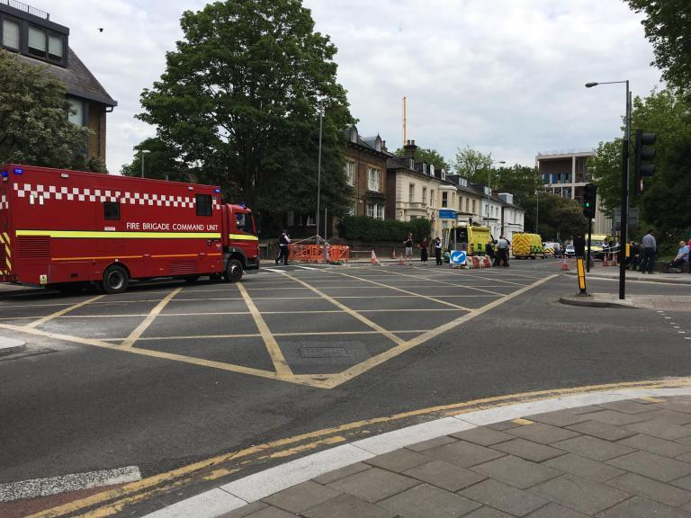 Kingston WW2 bomb: Student prompts laughs after explosion failed to cure bad hiccups