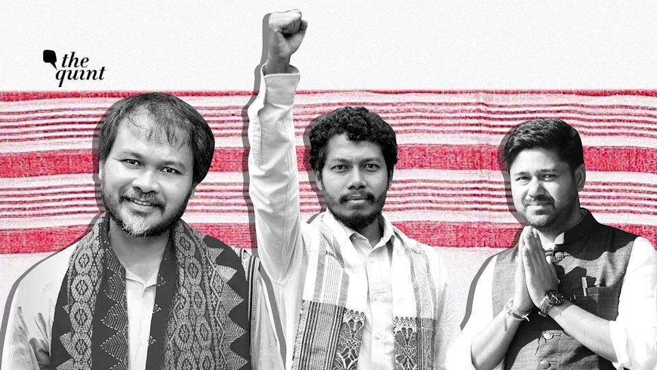 Anti-CAA activists Akhil Gogoi, Pranab Doley, and Lurinjyoti Gogoi contested in the upcoming Assembly elections in Assam. Akhil Gogoi won from Sibsagar.