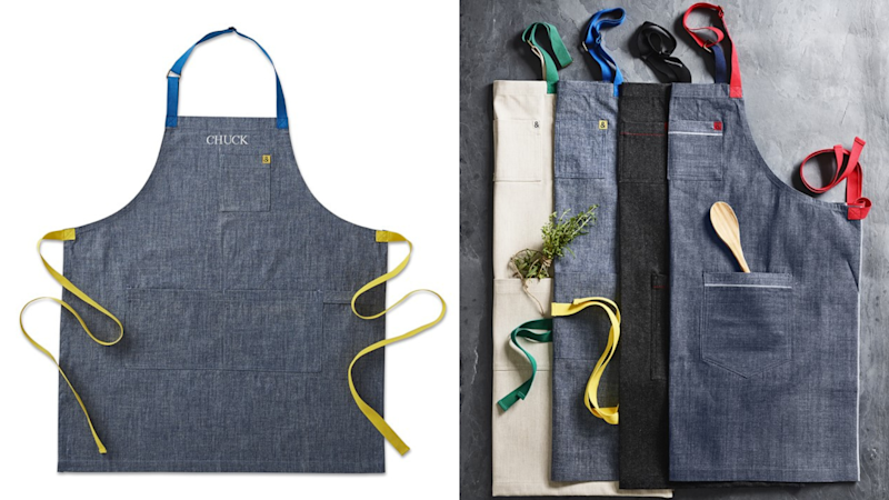 Best personalized gifts: Hedley & Bennett Apron