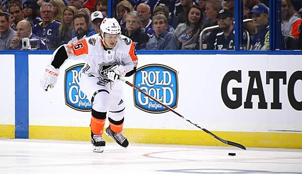 NHL: NHL: Pacific Division gewinnt All-Star-Game