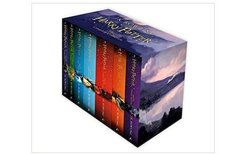Harry Potter Children's Collection books amazon cyber monday