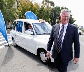 Perth trial for Chinese London-style cabs