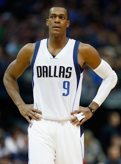 Even Rajon Rondo doesn't understand the Kings. (Tom Pennington/Getty Images)
