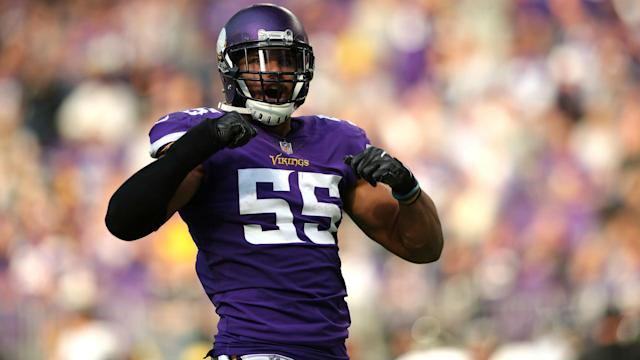 Anthony Barr reportedly decided to agree to terms with the Vikings, ending any negotiations with the Jets.