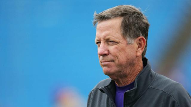 Norv Turner is expected to make the Carolina Panthers his latest stop in the NFL. (Getty)