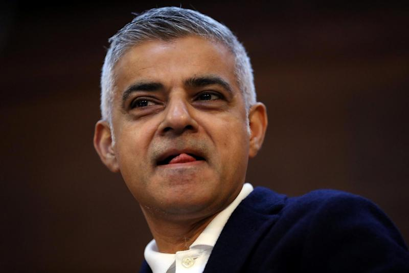 'Honoured': London Mayro Sadiq Khan: REUTERS
