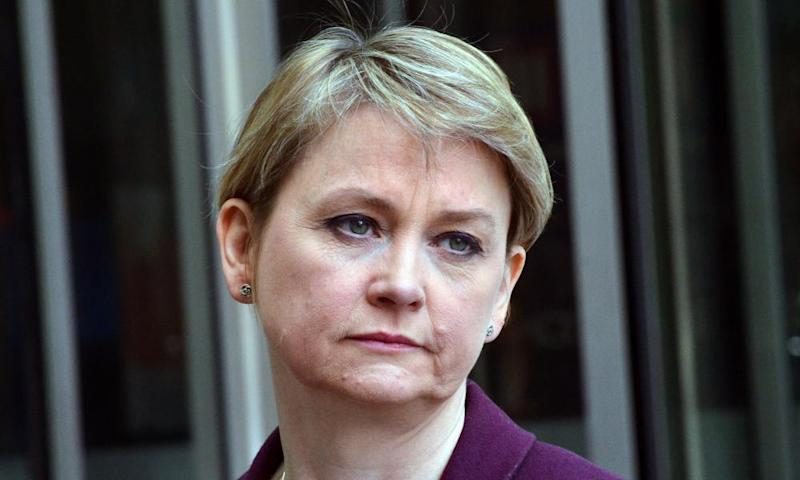 Yvette Cooper, chair of the committee, said social media executives had a 'a terrible reputation'.