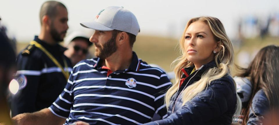 Paulina Gretzky says her fiancé paid her to turn down an offer to appear in Playboy. (Image via Getty Images)