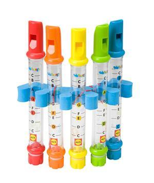 """<div class=""""caption-credit""""> Photo by: sfmoma.org</div><b>Water Flutes</b> <p> A bath toy that makes noise? Music to your kids' ears. Fill each flute with a different amount of water to create varying tones when you blow them. <br> <br> <b>To buy:</b> $16, <a href=""""http://museumstore.sfmoma.org/instrumentsbr.html"""" rel=""""nofollow noopener"""" target=""""_blank"""" data-ylk=""""slk:sfmoma.org"""" class=""""link rapid-noclick-resp"""">sfmoma.org</a>. </p> <p> <b>See More on RealSimple.com:</b> </p> <p> <a href=""""http://www.realsimple.com/work-life/money/saving/affordable-holidays-00100000069319/index.html?xid=yshi-rs-gift-guide"""" rel=""""nofollow noopener"""" target=""""_blank"""" data-ylk=""""slk:How to Make the Holidays More Affordable"""" class=""""link rapid-noclick-resp"""">How to Make the Holidays More Affordable</a> <br> <a href=""""http://www.realsimple.com/new-uses-for-old-things/new-uses-christmas/gift-tags-drink-labels-00100000089064/index.html"""" rel=""""nofollow noopener"""" target=""""_blank"""" data-ylk=""""slk:New Uses for Christmas Things"""" class=""""link rapid-noclick-resp"""">New Uses for Christmas Things</a> <br> <a href=""""http://www.realsimple.com/holidays-entertaining/gifts/for-her/unique-gifts-for-women-00100000091027/index.html?xid=yshi-rs-gift-guide"""" rel=""""nofollow noopener"""" target=""""_blank"""" data-ylk=""""slk:25 Unique Gifts for Women"""" class=""""link rapid-noclick-resp"""">25 Unique Gifts for Women</a> </p>"""