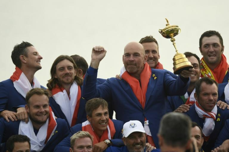 Ryder Cup results: Europe wins over USA today to reclaim title