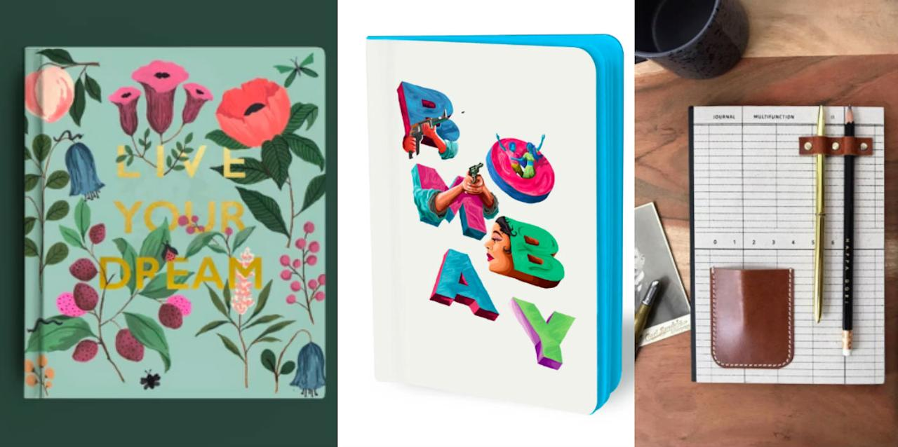 10 notebooks and planners to start off your new year with