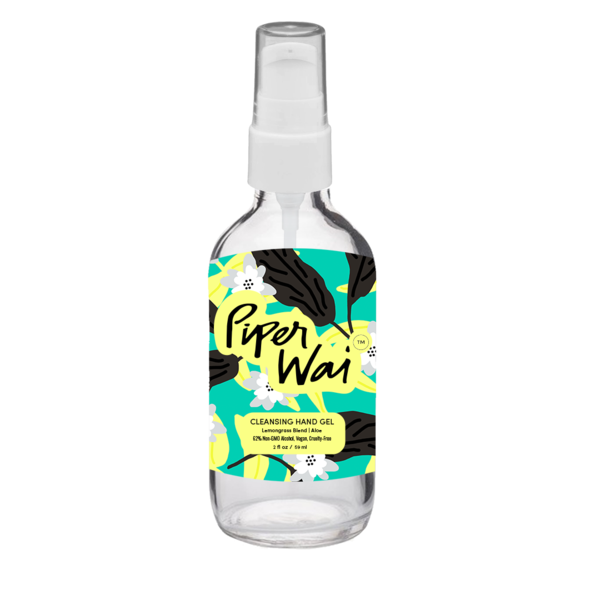 """<br> <br> <strong>PiperWai</strong> Cleansing Hand Gel Lemongrass Blend, $, available at <a href=""""https://go.skimresources.com/?id=30283X879131&url=https%3A%2F%2Fwww.piperwai.com%2Fcollections%2Fshop-now%2Fproducts%2Fcleansing-hand-gel-lemongrass-blend-1"""" rel=""""nofollow noopener"""" target=""""_blank"""" data-ylk=""""slk:PiperWai"""" class=""""link rapid-noclick-resp"""">PiperWai</a>"""