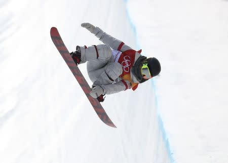You're going to want to see Chloe Kim in the women's halfpipe final. (Reuters)