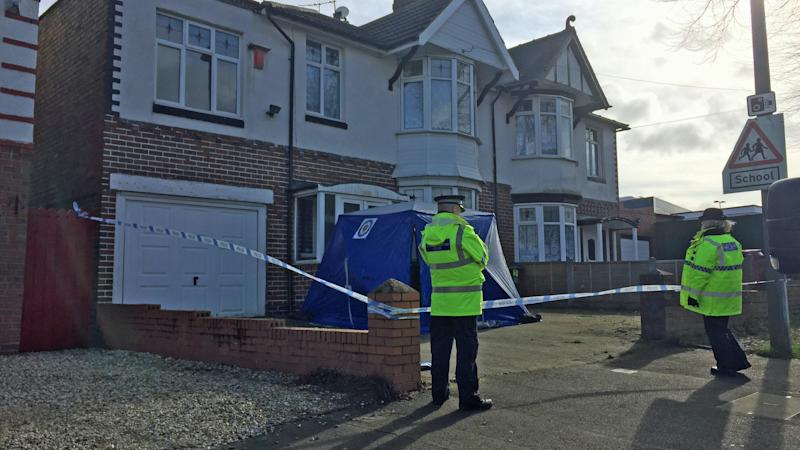 Knife killer convicted of murdering mother and stepfather in brutal attack
