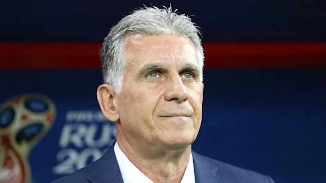 Carlos Queiroz said that the qualifying process for Asian and African teams puts them at a disadvantage when compared to European nations.