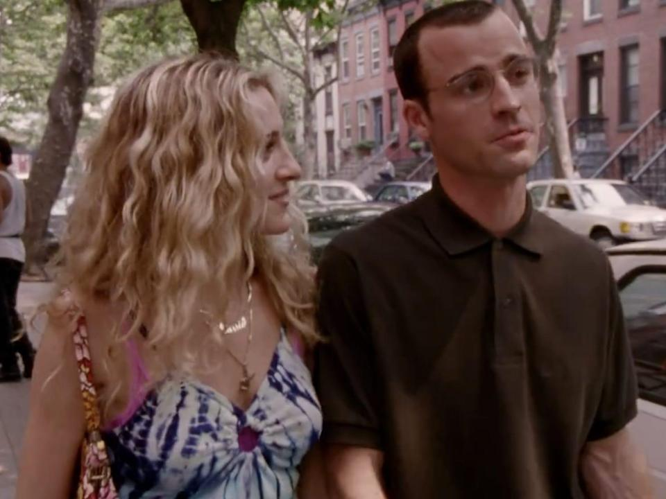 vaughn sex and the city