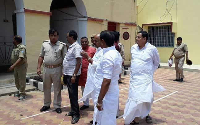 Ex-RJD MP, brothers convicted in 22-year-old murder case
