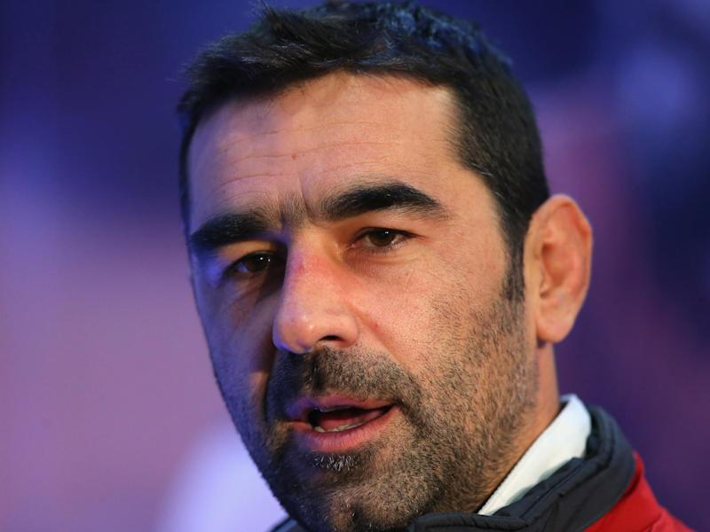 Laurent Frayssinous was unimpressed with how Catalans surrendered their lead: Getty