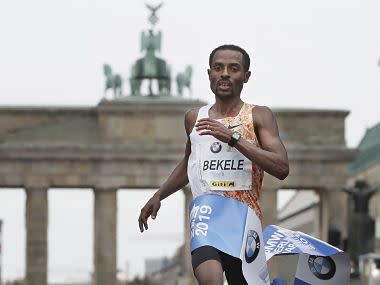 Ethiopia's Kenenisa Bekele emerges victorious in Berlin Marathon, misses world record timing by two seconds