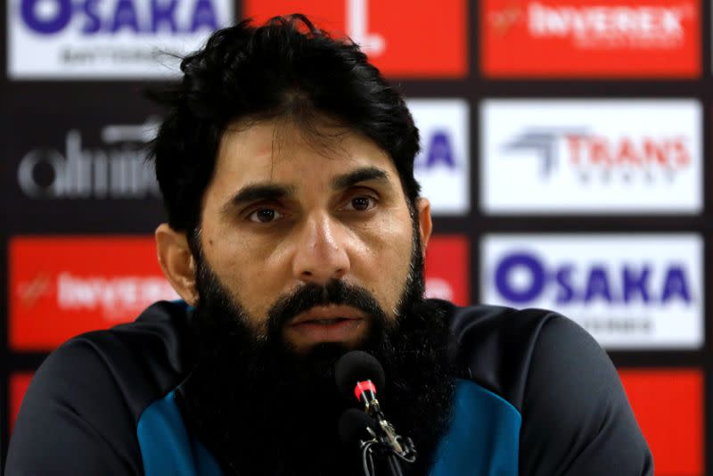 Pakistan must hit the ground running against England, Misbah says