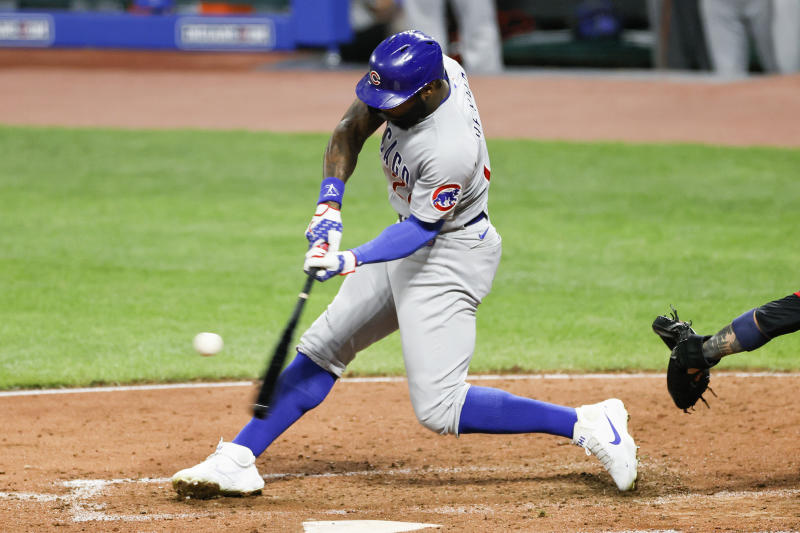 Cubs return from layoff with a 7-1 victory over the Indians behind Jason Heyward's 4 RBIs