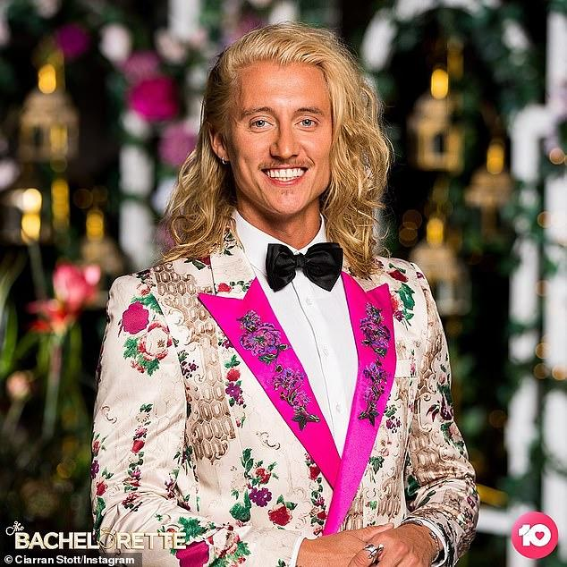 Is Ciarran Stott the next Bachelor? His fans think so. Photo: Channel 10.