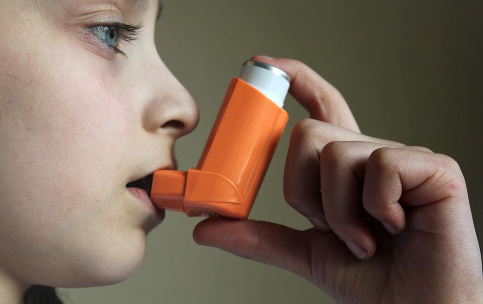 Asthma is a lung disease that affects 6.1 million children, according to the American Lung Association. (Photo: Getty Images)