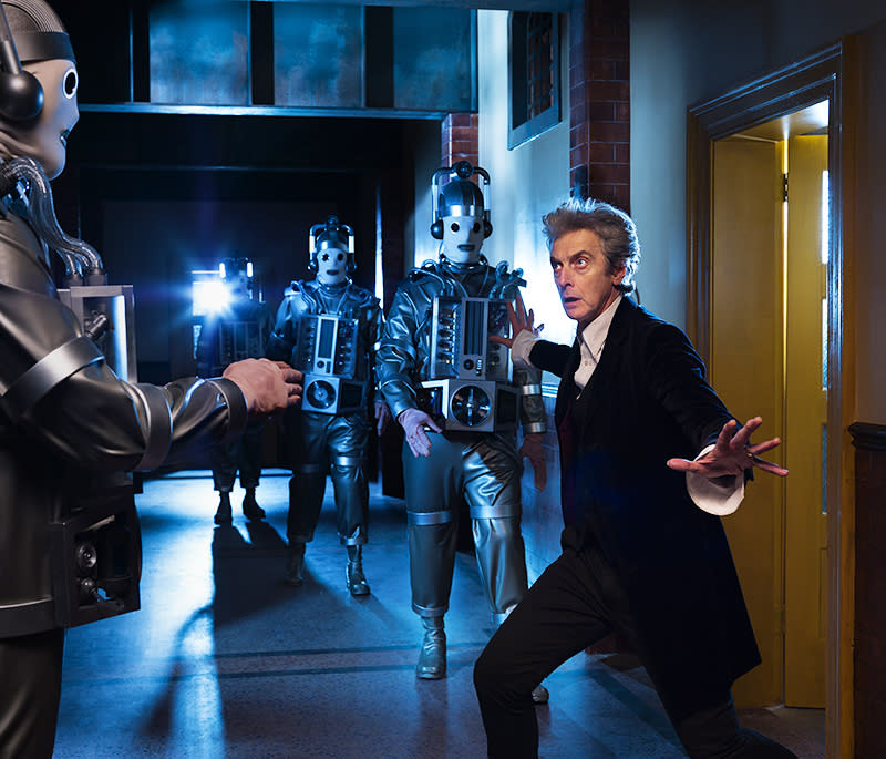 <p>The Doctor sees horrors in the universe and faces them with kindness and understanding. (While reserving the right to blow things up if required). That standpoint goes into everything, and is hugely valuable. I love that children watch a hero do that. (Credit: BBC America) </p>