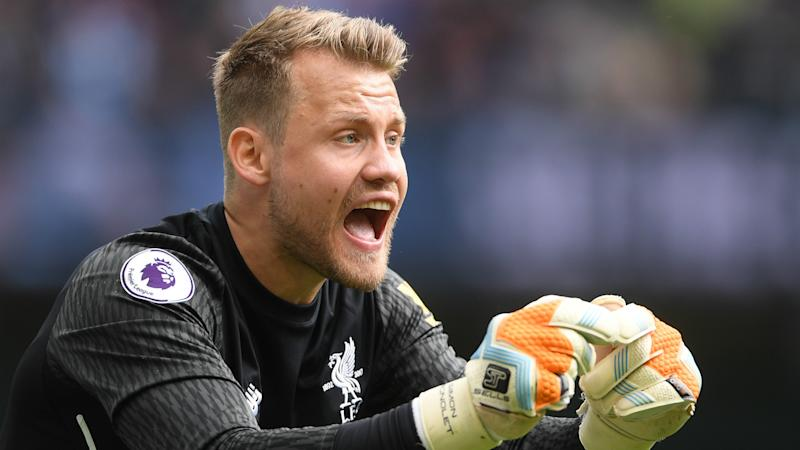 Mignolet reveals when he plans to make Liverpool future call
