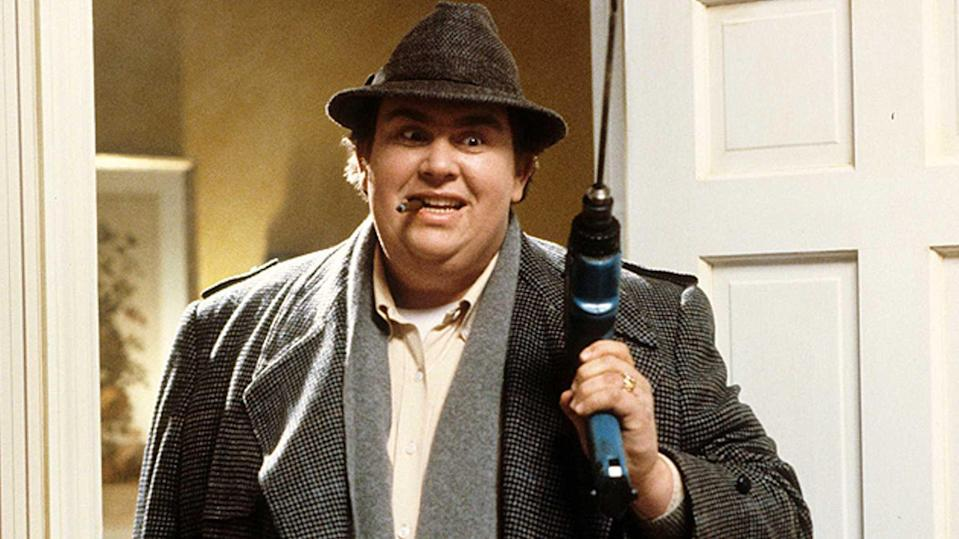 <p> <strong>UK:</strong> To rent at Amazon Prime Video </p> <p> <strong>US:</strong> Starz </p> <p> After a family emergency throws irresponsible Uncle Buck in to look after the kids, we are left with a comedy teaming John Hughes and John Candy that could only be anything but charming, funny and exceptionally entertaining. </p>