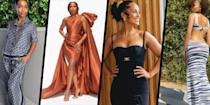 <p>Last night saw the NAACP Image Awards take place in Los Angeles. The award show celebrates Black excellence in media and culture, and saw the likes of Viola Davis, Issa Rae, Regé-Jean Page and Eddie Murphy, among many others, honoured for their work. </p><p>And, just like many of the award-season red carpets we have seen so far in 2021, the NAACP Image Awards was a mostly virtual affair – but that did not mean any of the stars held back in terms of fashion or glamour.</p><p>From Regina King in Oscar de la Renta to Tracee Ellis Ross in Schiaparelli, see the best-dressed stars from the 2021 NAACP Image Awards below.</p>
